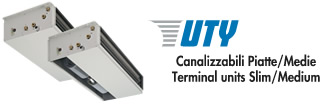 Ductable terminal units
